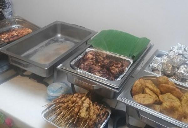 Sate, Bara en kip heerlijk