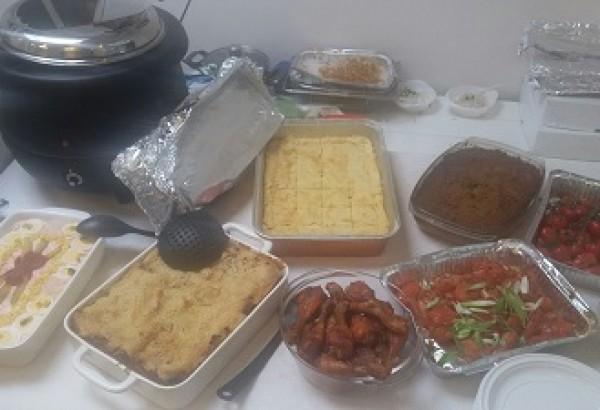 Diverse gerechten